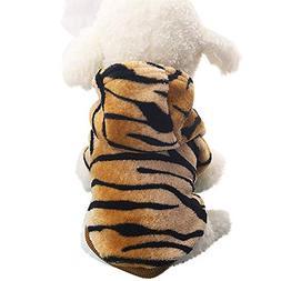 Clearance Pet Clothes Cinsanong Fashion Tiger Transfiguratio