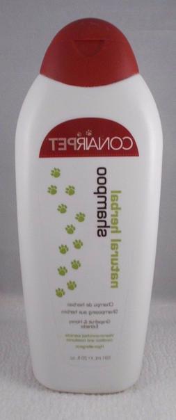 ConairPet Natural Herbal Shampoo with Grapefruit and Honey E