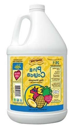 Concentrated Scented Pet Shampoo for Dog Grooming One Gallon