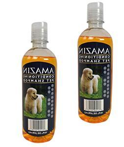 Amazin Conditioning Dog Shampoo with Anti-fungal Properties