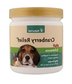 Naturvet Cranberry Relief, 100 Gram Powder, Dog and Cat Heal