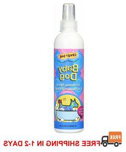 Crazy Dog Baby Powder Grooming Spray, Shampoos Plus Conditio