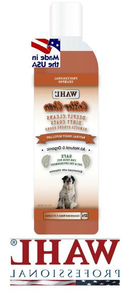 Wahl Critter Clean STINKY DOG FLEA&Insect Repellant SHAMPOO