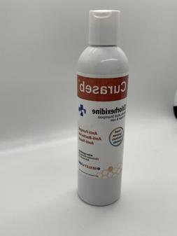 Curaseb Antifungal & Antibacterial Chlorhexidine Shampoo for