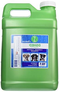 Tropiclean D-Shed Shampoo, 2.5 gal