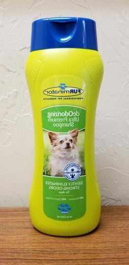 FURminator deOdorizing Ultra Premium Shampoo, 16-Ounce ,Pack