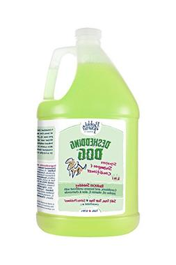 Deshedding Dog Pet Products Bad Hair Day Dog Shampoo, 1-Gall