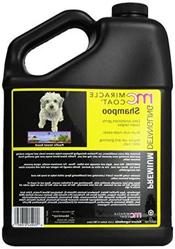 Miracle Coat Detangling Dog Shampoo, 1-Gallon