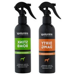 dirty dawg no rinse dog shampoo