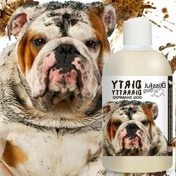 Dirty, Dirrrtty Dog Shampoo & Handcrafted Bar Soap for Your