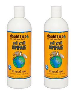 Earthbath All Natural Dirty Dog Gentle Shampoo Sweet Orange