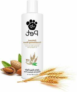 Dog &Cat Shampoo Oatmeal Conditioning Rinse Dry Itchy Sensit