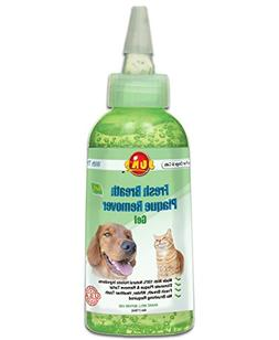 Fresh Breath Plaque Remover Gel 100% All Natural Solution fo