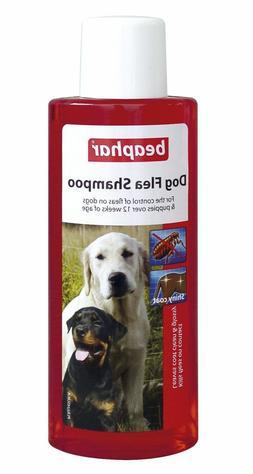 Beaphar Dog Flea Wash Bath Shampoo Treatment Dogs Puppies Ki