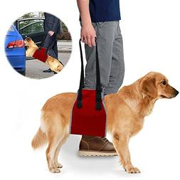 roadwi Dog Lift Support & Rehabilitation Harness, Oxford and