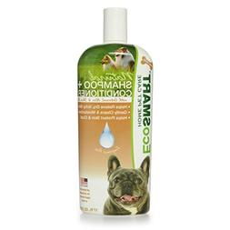 EcoSMART Natural Dog Shampoo + Conditioner, Fragrance Free
