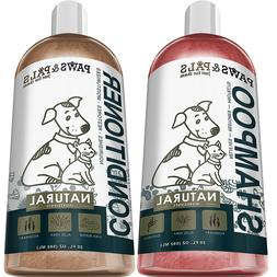 Dog Shampoo and Conditioner for Pet Cat Dry Itchy Sensitive