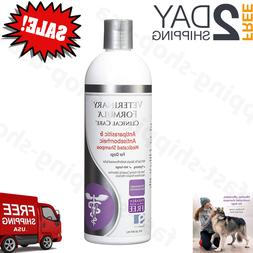 Dog Shampoo and Lotion Protects Pet Skin Deodorizes Antipara