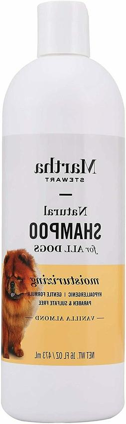 Martha Stewart Dog Shampoo and Nose & Paw Lotion Natural  Ge
