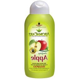 Dog Shampoo Clarifying Green Apple Scented Pet Aromatherapy