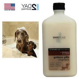 Dog Shampoo Healthy Shiny Coat gentle moisturizes Softens De