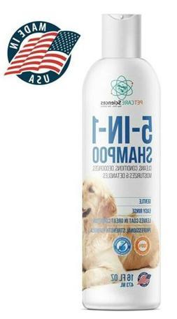 PET CARE Sciences Dog Shampoo Range   Naturally Derived   Do