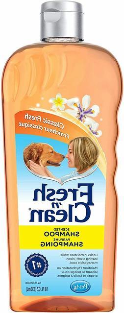 Dog Shampoo Scented Bathing Bath Fresh Clean Grooming Suppli
