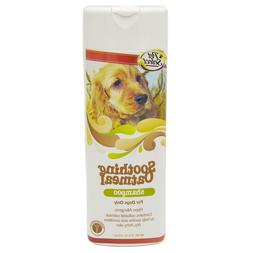Dog Shampoo Soothing Oatmeal Hypo-Allergenic 16oz Made USA P