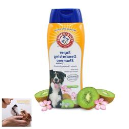 Dog Waterless Shampoo Dry Bath Dogs Odor Moisturizes Skin