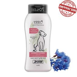 dog shampoo Wahl Dog Puppy Shampoo lathers well flea and tic
