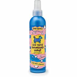 Dog Supplies Crazy Dog Groom Spray Baby Powder