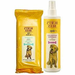 Dog Waterless Shampoo Spray ColorSet And Wipes