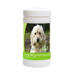 Healthy Breeds Dog Wipes Deodorizing for Goldendoodle White