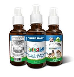 PET RELIEF Natural Dog Relief From Yeast, Fungus and Infecti