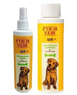 Burt's Bees For Dogs Apple & Rosemary Deodorizing Shampoo  &