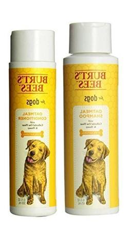 Burt's Bees For Dogs Dry Skin Shampoo & Conditioner Bundle:
