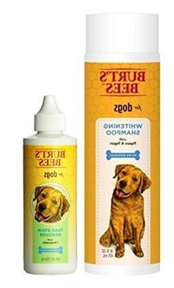 Burt's Bees For Dogs Grooming Bundle:  Burt's Tear Stain Rem