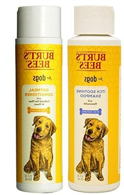 Burt's Bees For Dogs Itch Soothing Shampoo and Oatmeal Condi