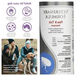 Dogs Medicated Shampoo Dog For Mange Mites Scabies Ticks Fle
