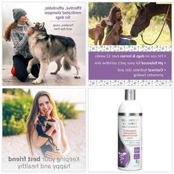 dogs medicated shampoo dog for mange mites