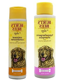 Burt's Bees For Dogs Sensitive Skin Shampoo & Conditioner Bu