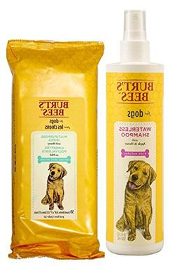 Burt's Bees For Dogs Waterless Shampoo with Apple & Honey an