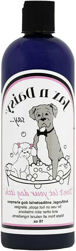 Jax N Daisy Don't Let Your Dog Itch Shampoo 16oz Free Shippi