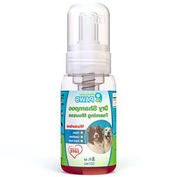 Particular Paws Dry Shampoo for Dogs - Waterless Foaming Mou
