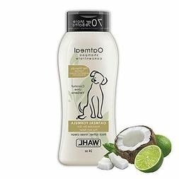 Wahl Dry Skin & Itch Relief Pet Shampoo for Dogs – Oatmeal