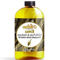 100% Pure Emu Oil by Artizen  - Premium Skin & Hair Moisturi