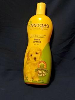 Espree Natural Puppy Shampoo Tear Free Dog Grooming w/Aloe V
