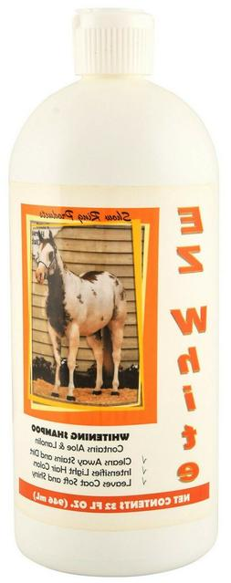 EZ White Shampoo for Dogs Tough on manure and grass stains 3