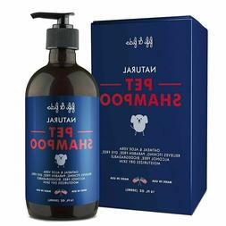 Fifi & Fido Natural Pet Shampoo 16 oz