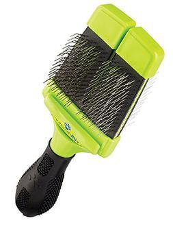 Furminator Firm Slicker Brush for dog, Small